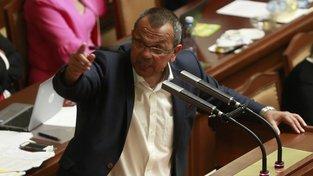 Nedejte se mýlit, poslanec Jaroslav Foldyna se nerozčiluje nad výší svého platu