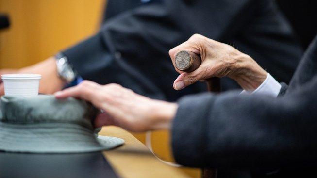 Obžalovaný stanul před soudem pro mladistvé