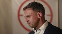 Zimola končí ve funkci prvního místopředsedy ČSSD. Útěk před zodpovědností, míní Chovanec
