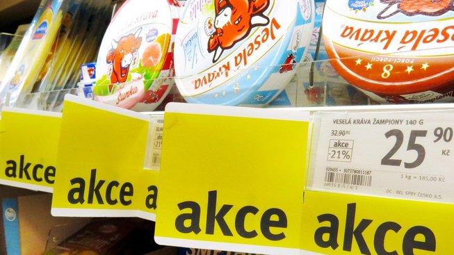 Zákazníci nemají rádi časté změny cen zboží. Ilustrační snímek