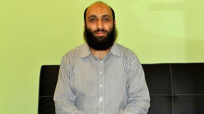 Bývalý pražský imám Samer Shehadeh.
