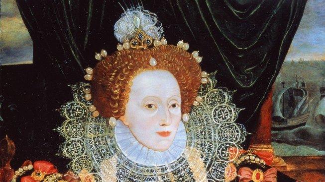 Alžběta I. vládla téměř 45 let.