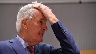 Unijní vyjednavač Michael Barnier
