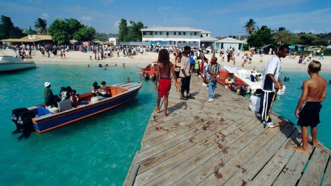 Anguilla, ilustrační snímek