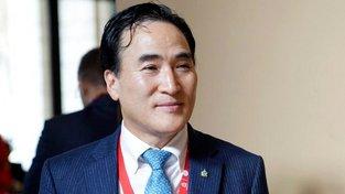 Nový šéf Interpolu Kim Čong-Jang