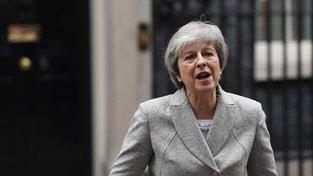 Theresa Mayová je ohledně dalšího vývoje situace optimistická