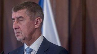 Premiér Andrej Babiš