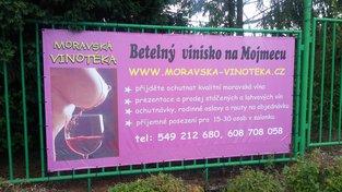 Anticenu obdržela Moravská vinotéka