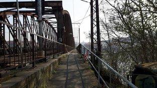Most pod Vyšehradem je památkově chráněn.