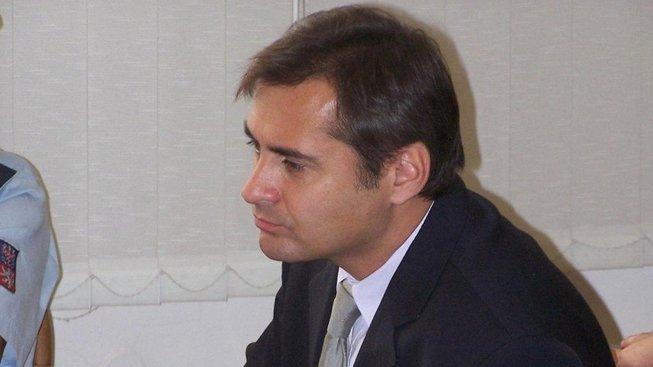 """Soudce Berka u soudu v roce 2006. Případ se """"táhne"""" více jak 15 let"""