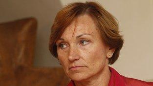 Dosavadní šéfka Všeobecné fakultní nemocnice Dana Jurásková