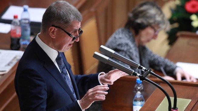 Andrej Babiš z dosavadních závěrů Evropské komise nemá radost