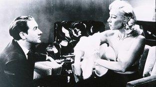 Ed Wood a Dolores Fullerová ve filmu Glen, nebo Glenda (1953)