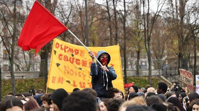 Současné protesty jsou prý největší od roku 1968