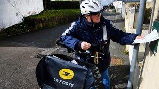 Francouzská pošta nabízí službu kontroly seniorů. Ilustrační snímek