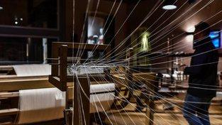 Řecké městečko Sufli bylo historicky centrem řecké výroby hedvábí