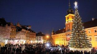 Stromek ve Varšavě