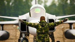 Armádní cvičení, ilustrační snímek