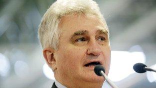Místopředseda Senátu Milan Štěch navrhoval schválení novely.