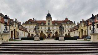 Lichtenštejnům dřív patřil i zámek Valtice