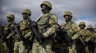 Kosovské bezpečnostní sily se změní v pravidelnou armádu