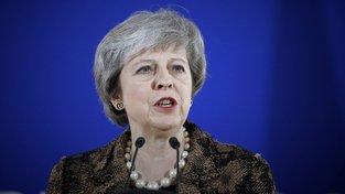 Pro Theresu Mayovou není nové referendum volba