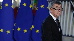 Premiér Andrej Babiš dostal z Bruselu několik doporučení.
