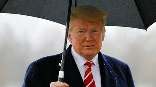 Trump učinil krok k vytvoření vesmírných ozbrojených sil
