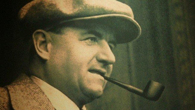 Klement Gottwald, dělnický vůdce, na kterého pravověrní komunisté dodnes nedají dopustit