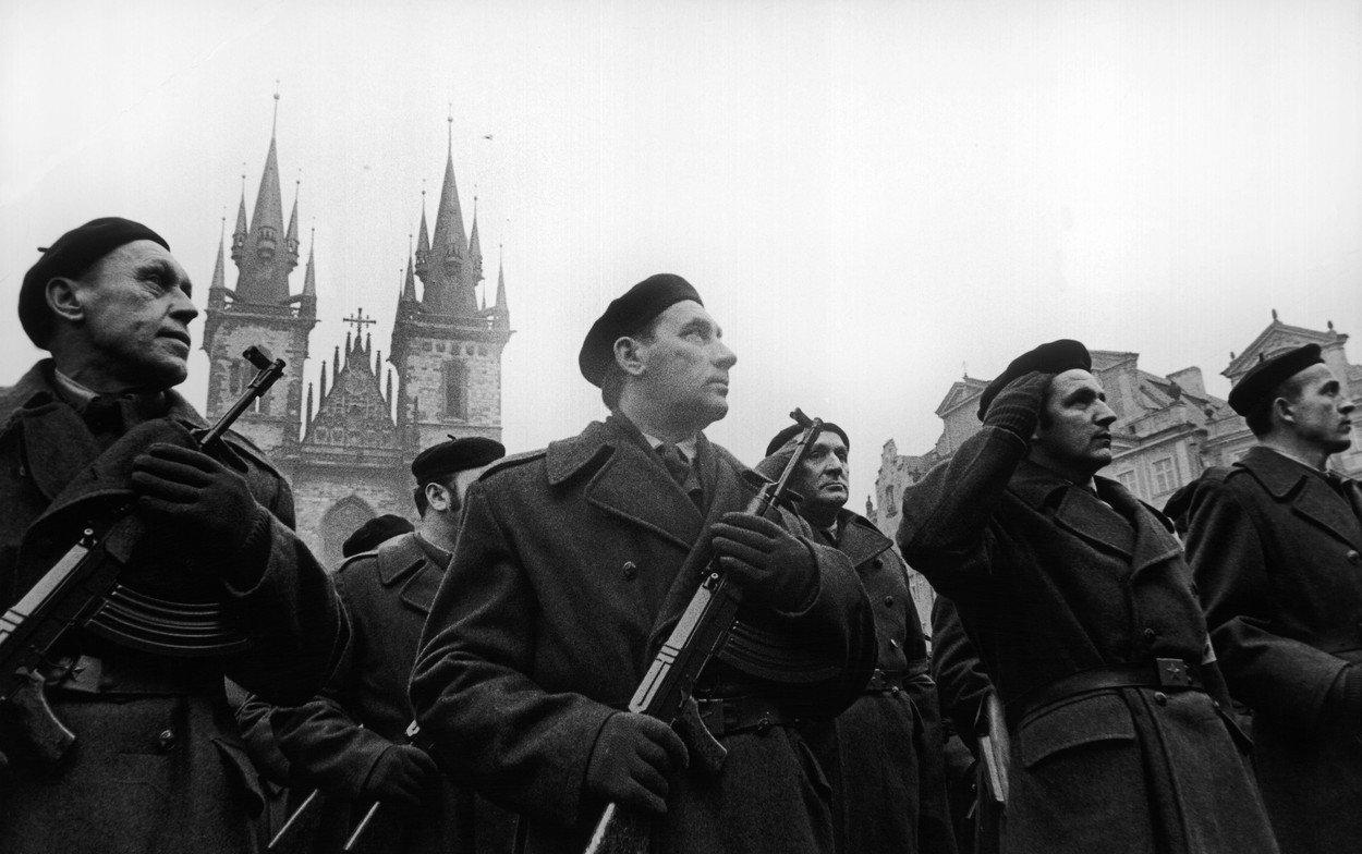 Jak plynul čas s komunisty