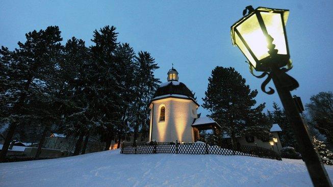 Kaplička Tiché noci v Oberndorfu