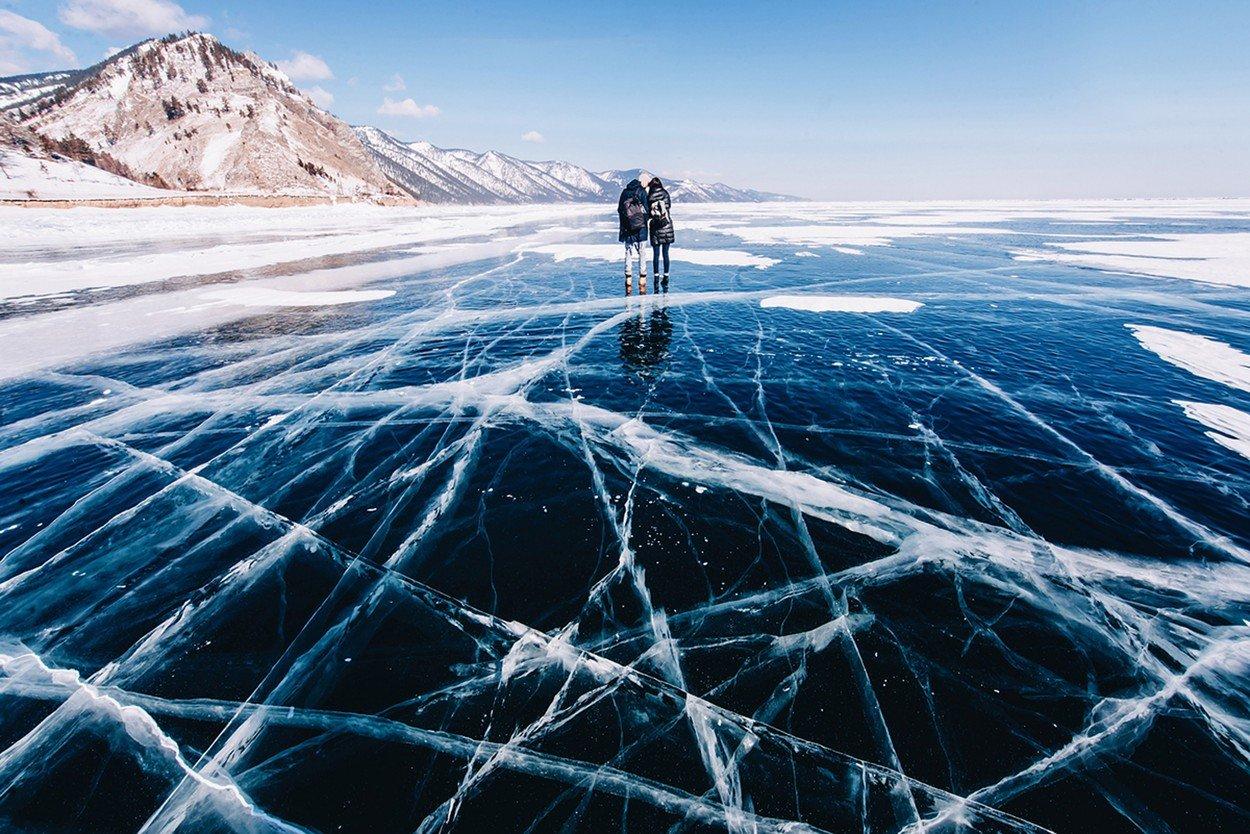 Ledová krása