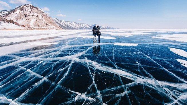 Procházka po Bajkalu