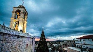 Izraelská Fasuta pořádá obří vánoční trhy