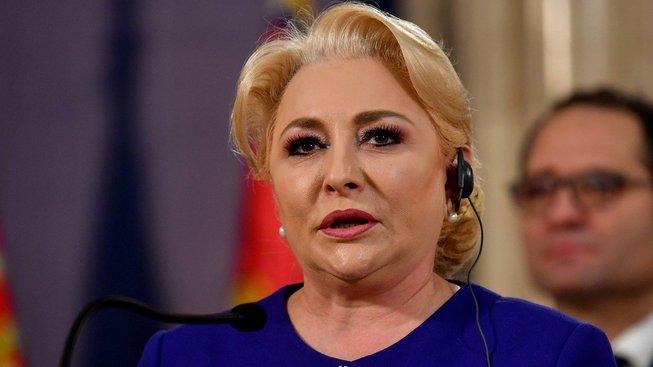 Rumunská premiérka Viorica Dancialová