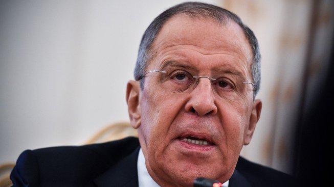 Výsledek jednání oznámil ruský ministr zahraničí Sergej Lavrov
