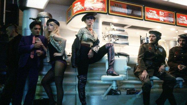 Blade Runner představuje futuristickou a značně špinavou verzi města Los Angeles.