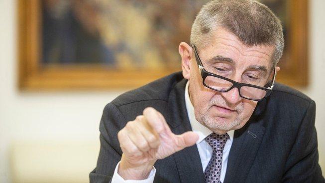 Čínský velvyslanec lže, tvrdí Andrej Babiš