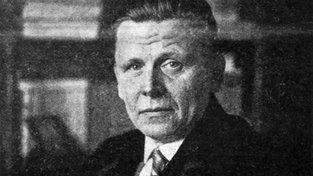 Fráňa Šrámek na fotografii z roku 1926