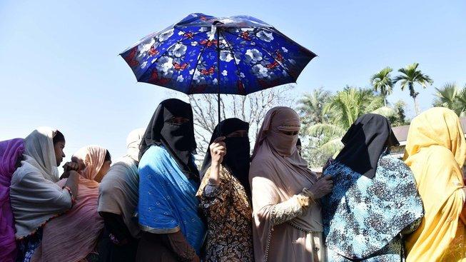 Ženská volební účast v indických volbách stále roste