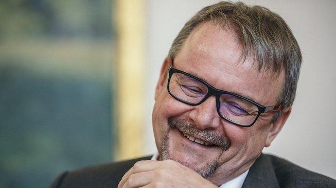 Ministr dopravy Dan Ťok v pondělí jednal se zástupci Prahy