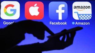 Internetoví giganti Google, Apple, Facebook a Amazon