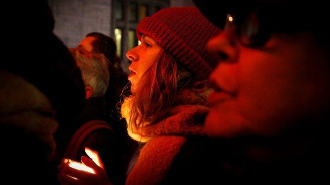 Pondělní tichý průvod k uctění památky zabitého starosty Gdaňsku