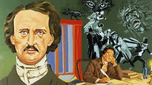 Edgar Allan Poe se stal jedním z klasiků žánru - i literatury