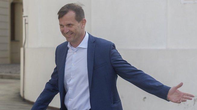 Jaromír Soukup zakládá politické hnutí