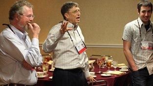 Přijede do Prahy i Bill Gates?