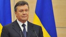 Janukovyč je vlastizrádce, rozhodl soud na Ukrajině