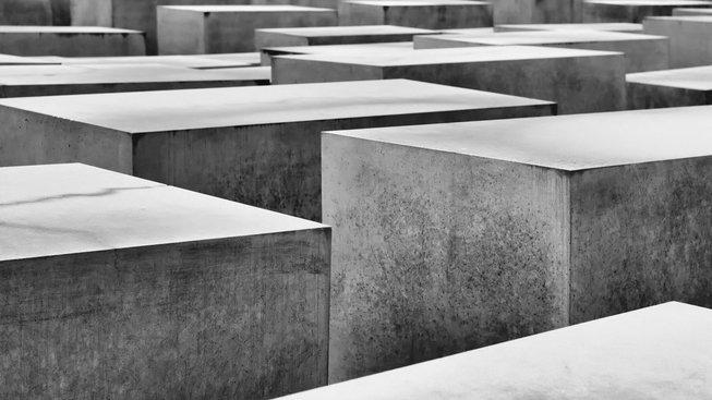 Památník holokaustu v Berlíně