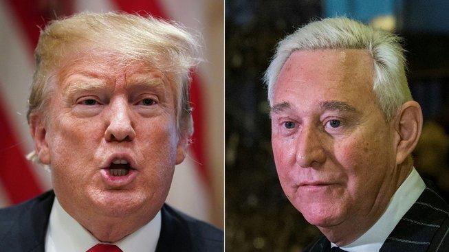 Stone je šestou osobou z nejbližšího okolí prezidenta, kterou tým zvláštního vyšetřovatele FBI Roberta Muellera obvinil.