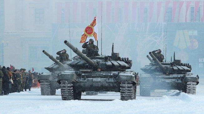Výročí prolomení blokády Leningradu (Petrohradu) připomene velká vojenská přehlídka